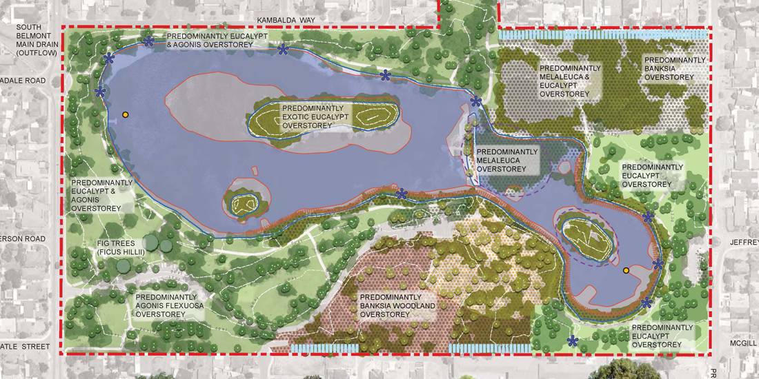 Super Tomato Lake Master Planning Kewdale Wa Largest Home Design Picture Inspirations Pitcheantrous