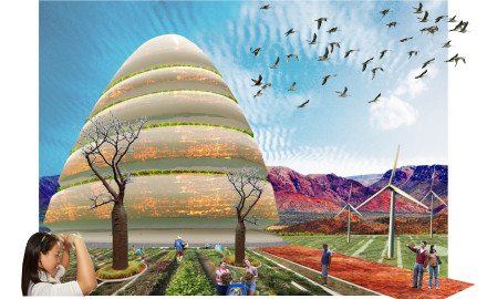 Ecoscape wins 2014 WA AILA<br>Research & Communication Award<br>for ANEC Project