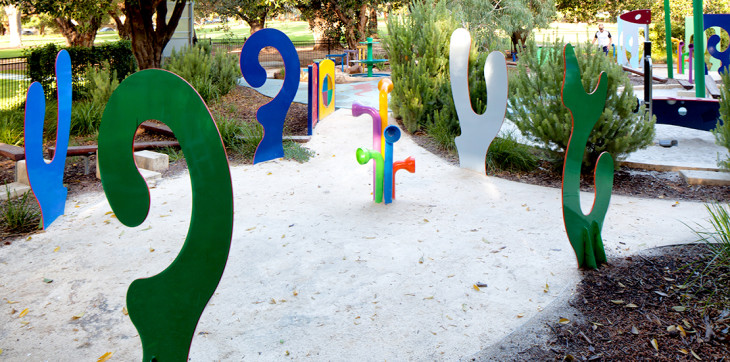 Ecoscape wins AILA National Award for Design for Mueller Park