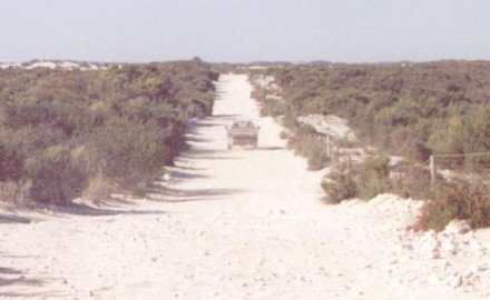 Lancelin Defence Training Area Public Environmental Review