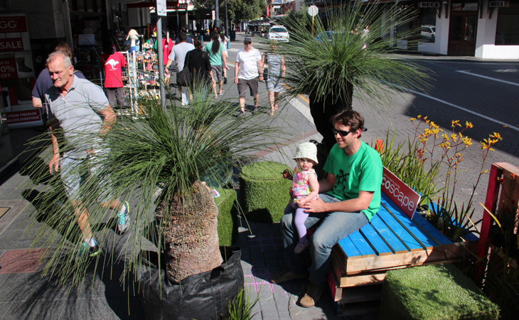 PARK(ing) Day Fremantle 2014 another success!