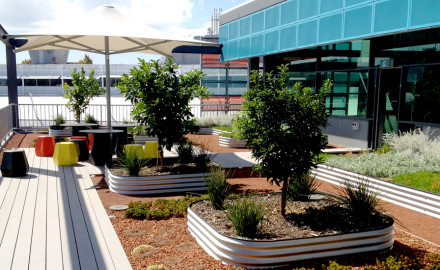 "Ecoscape part of design team for<br>""Western Australia's Greenest Public Building"""