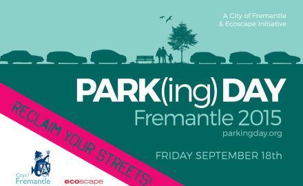 PARK(ing) Day 2015 Fremantle