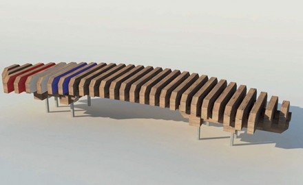 Ecoscape Employee wins National Outdoor Furniture Design Competition