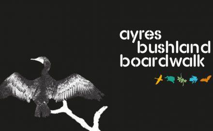 Ayres Bushland Boardwalk Interpretive Signage