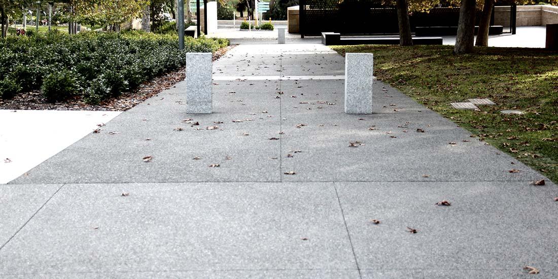 Fremantle cemetery civic landscape architect perth wa for Landscape design perth wa