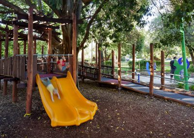 Mueller Park Universal Playspace