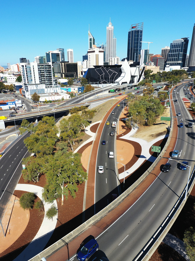 landscape architects perth streetscapes infrastructure